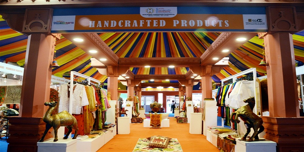 image of Exhibition of Handicrafts Products at Saket,New Delhi