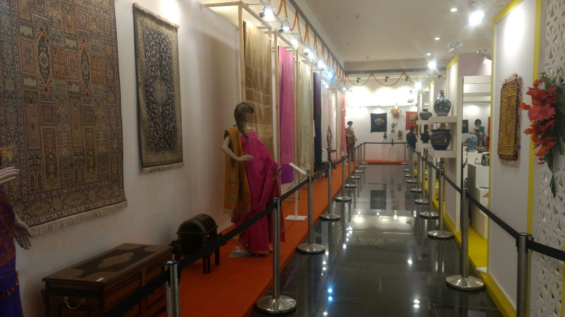image of Exhibition of Indian Handloom, Handicrafts & Carpets at Trade Facilitation Centre (TFC), Varanasi, Uttar Pradesh from 22nd – 24th December, 2016