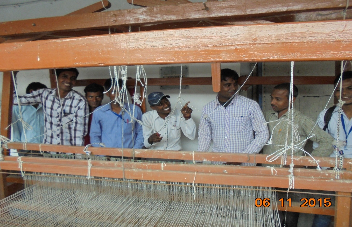 Integrated Design Technical Development Project In Base Woven
